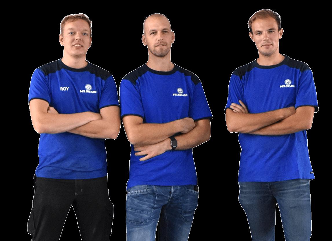 Samen met ons team van gedreven technische specialisten bieden wij mechanische- en besturingstechnische totaaloplossingen. Neem nu contact met ons op!